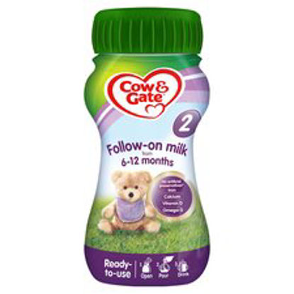Picture of Cow & Gate 2 Follow-On Milk from Six Months 200ml