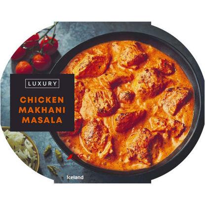 Picture of Iceland Luxury Chicken Makhani Masala 400g