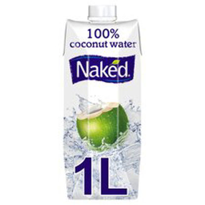 Picture of Naked 100% Coconut Water Juice 1L