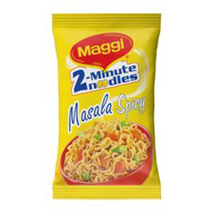 Picture of Maggi 2 Minute Masala Spicy Noodles 70G