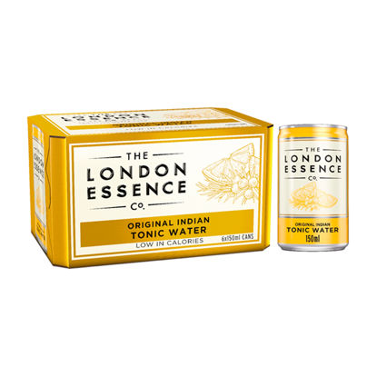 Picture of London Essence Original Indian Tonic Water 6X150ml