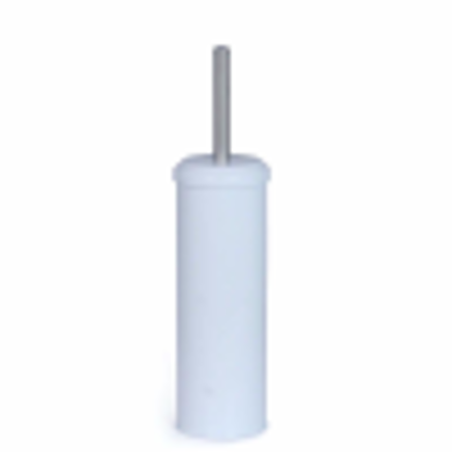 Picture of Sabichi Toilet Brush, Stainless-Steel, White