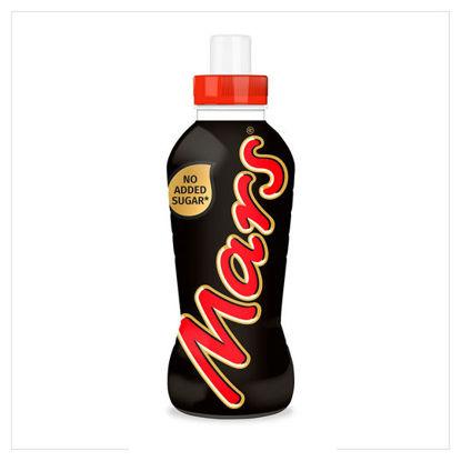 Picture of Mars Chocolate Milk Shake Drink No Added Sugar 400ml