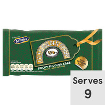Picture of Mcvitie's Original Lyle's Golden Syrup Cake