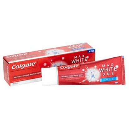 Picture of Colgate Max White Optic Whitening Toothpaste 20ml Travel