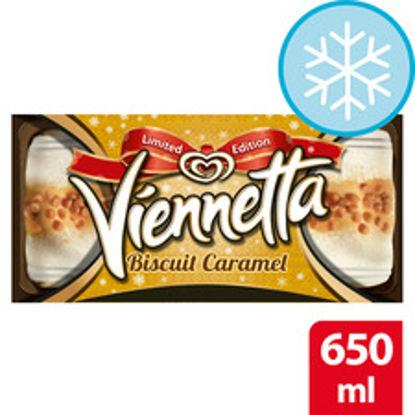 Picture of Viennetta Biscuit Caramel Ice Cream 650 ml
