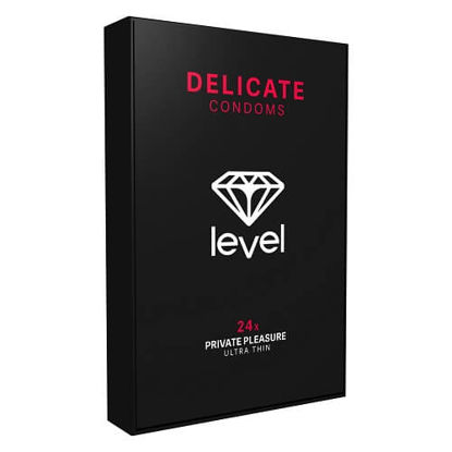 Picture of Level Delicate Condoms 24 Pack