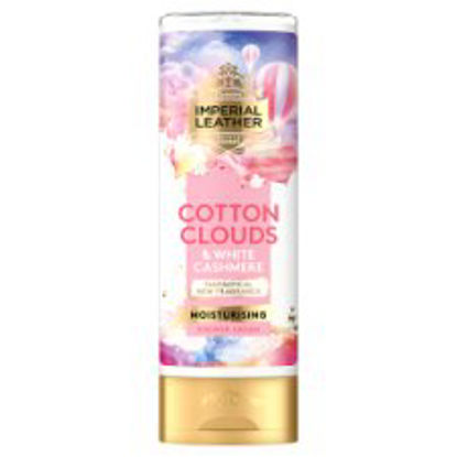 Picture of Imperial Leather Cotton Clouds Shower Cream 500Ml