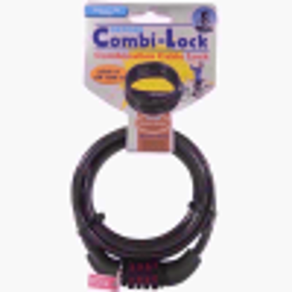 Picture of Oxford Combination Cable Lock - Bronze