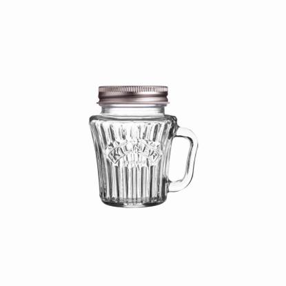 Picture of Kilner Vintage Mini Handle Jar, Clear, 110 ml