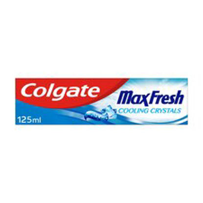 Picture of Colgate Max Fresh Cooling Crystals Toothpaste, 125 ml