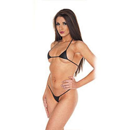 Picture of Leather Spider Bikini