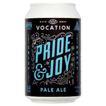 Picture of Vocation Pride & Joy Pale Ale 330Ml