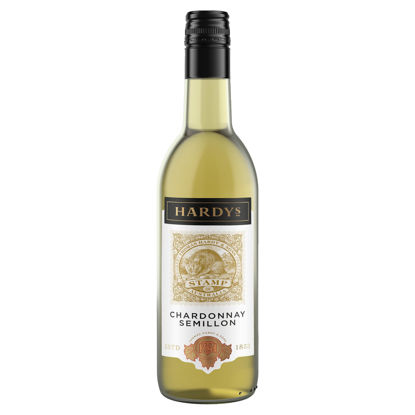 Picture of Hardys Stamp Chardonnay Semillon 187Ml