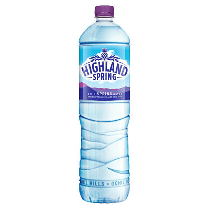 Picture of Highland Spring Still Water 1.5 Litre