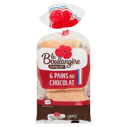 Picture of La Boulangère 6 Pains au Chocolat 270g