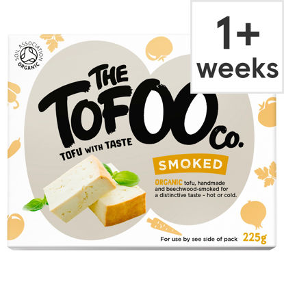 Picture of The Tofoo Co. Smoked Organic Tofu 225G