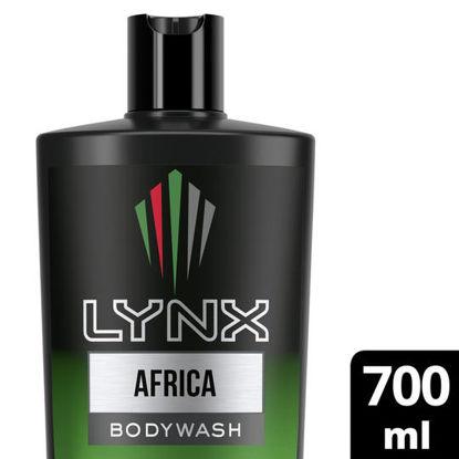 Picture of Lynx Africa Bodywash 700 ml