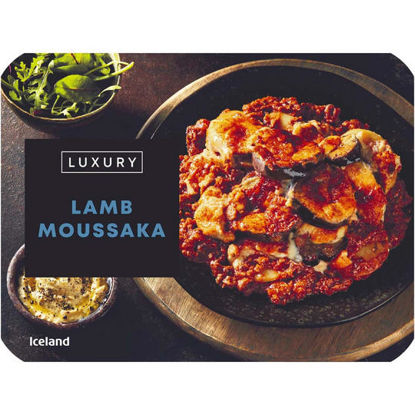 Picture of Iceland Luxury Lamb Moussaka 450g