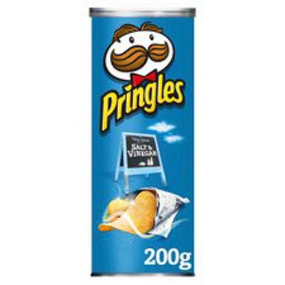 Picture of Pringles Salt And Vinegar 200G