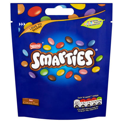 Picture of Smarties Pouch Bag 118G
