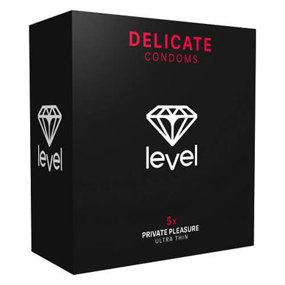 Picture of Level Delicate Condoms 5 Pack