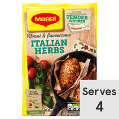 Picture of Maggi So Tender Italian Herbs Chicken 23G