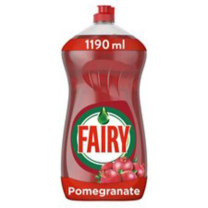 Picture of Fairy Wash Up Liquid Pomegranate 1.19L