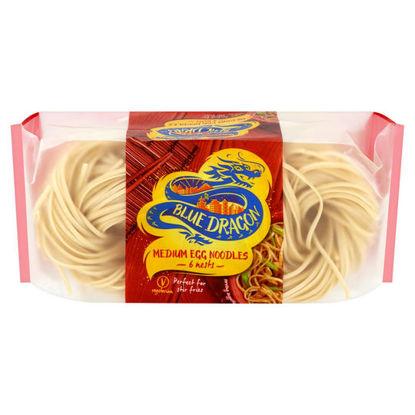 Picture of Blue Dragon Medium Egg Noodles 300G