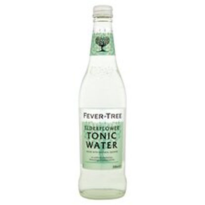 Picture of Fever-Tree Elderflower Tonic Water500ml