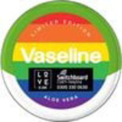 Picture of Vaseline Pride Aloe Lip Tin