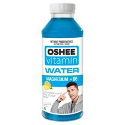 Picture of Oshee Vitamin Water Magnesium Lemon Orange Flavoured 555Ml