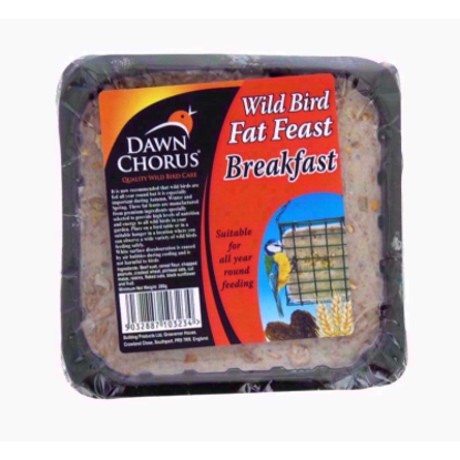 Picture of Dawn Chorus Fat Feast Breakfast (Pack of 12)