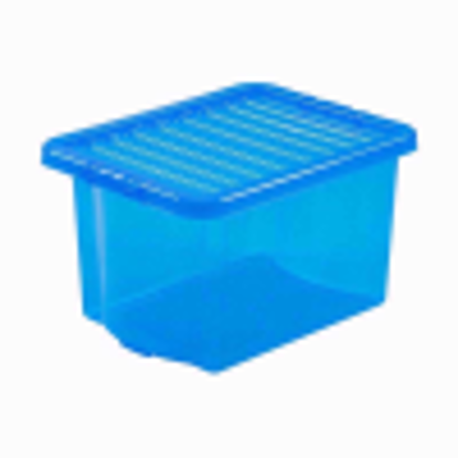 Picture of WHAM CRYSTAL 24LTR BLUE BOX & LID
