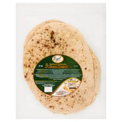 Picture of Regal Naan Garlic And Coriander 3 Pack
