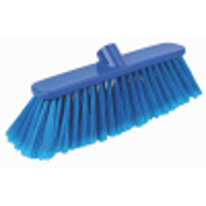 Picture of BUNZL P04047 Broom Head, Soft, 30 cm, Blue