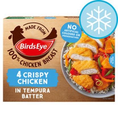Picture of Birds Eye 4 Crispy Chicken 340G