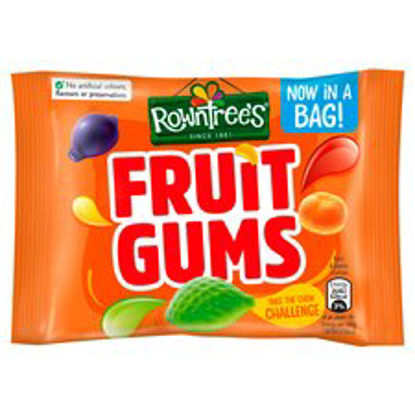 Picture of Rowntree's Fruit Gums Sweet Bag 43.5G