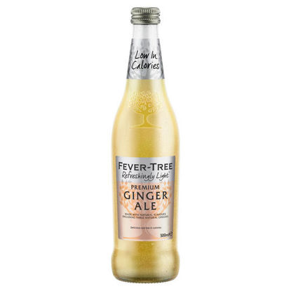 Picture of Fever Tree Light Ginger Ale 500Ml