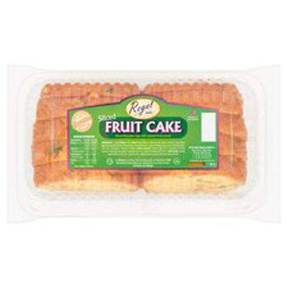 Picture of Regal Sliced Fruit Cake