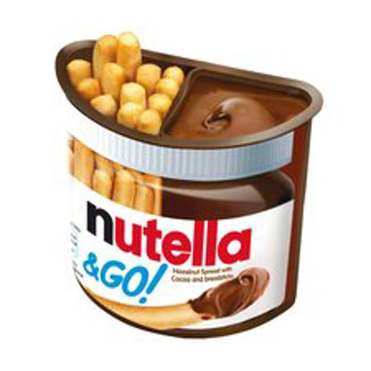 Picture of Nutella & Go 48G