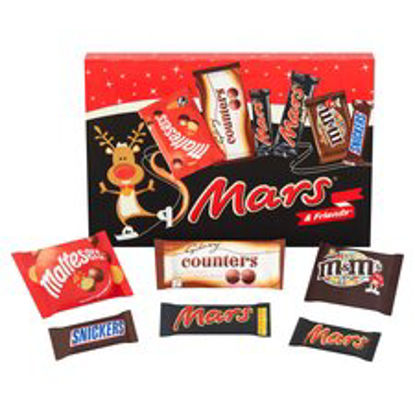 Picture of Mars & Friends Medium Selection Box 144.3G