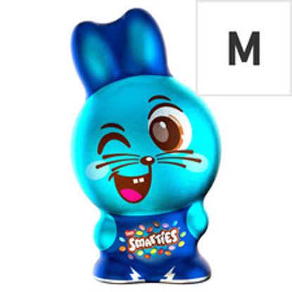 Picture of Smarties Bunny Milk Chocolate Hollow Figure 94G