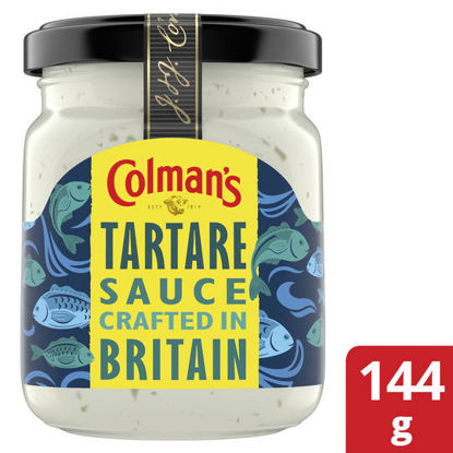 Picture of Colmans Tartare Sauce 144g