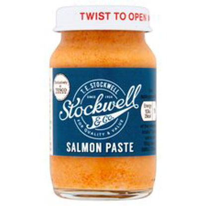 Picture of Stockwell & Co Salmon Paste 75G