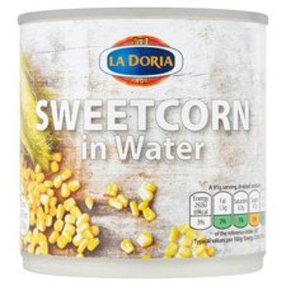 Picture of La Doria Sweetcorn In Water 326G