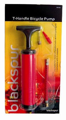 Picture of Blackspur BB-BP203 T-Handle Bicycle Pump
