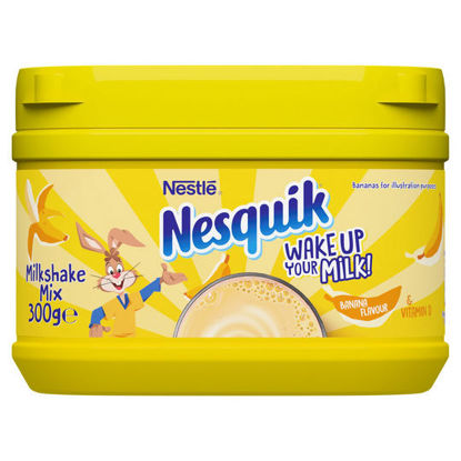 Picture of Nesquik Banana Powder 300G