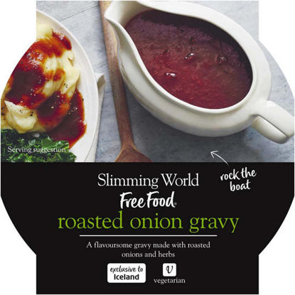 Picture of Slimming World Roasted Onion Gravy 350g