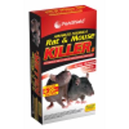 Picture of PESTSHIELD  RAT & MOUSE KILLER 4X20 GRAM